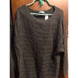 Dark Gray Sweater